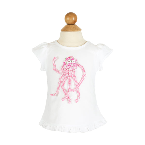 *Octopus Applique Shirt- AKF