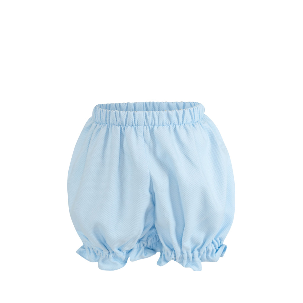 Annabelle Bloomers - French Sky Birdseye Pique