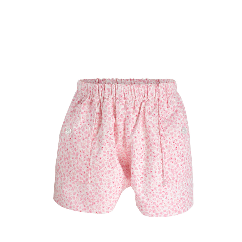 Copy of Emme Short - Wild Flower Poplin