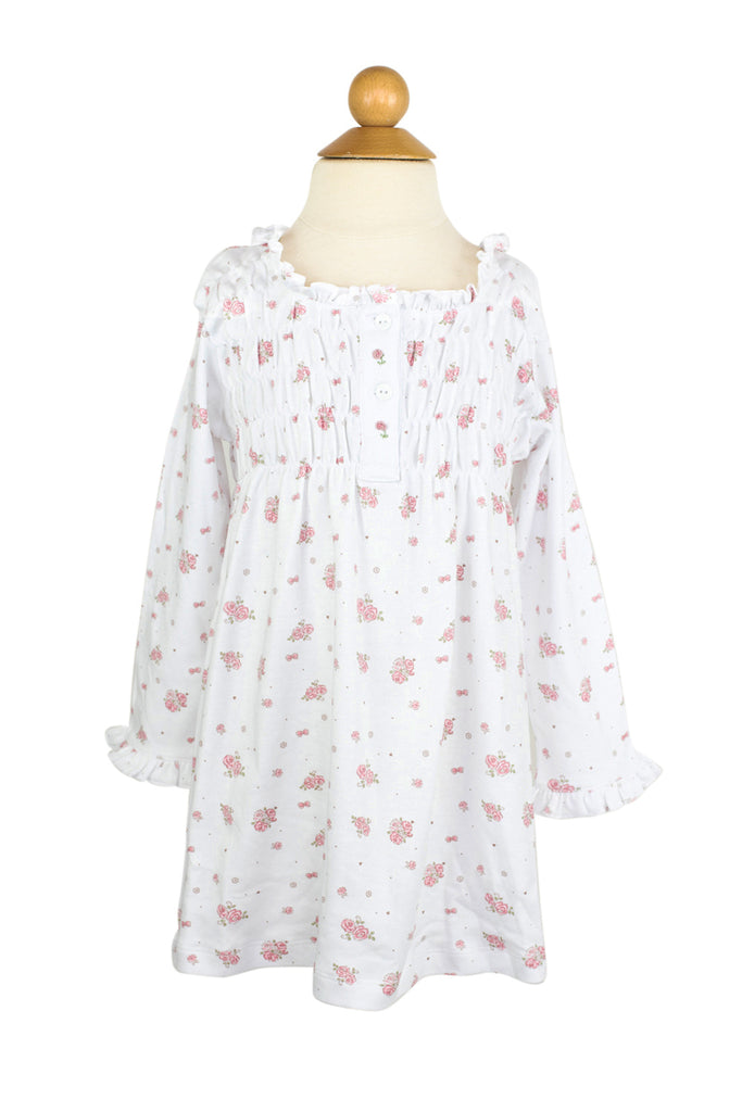 AK Flowers Nightgown