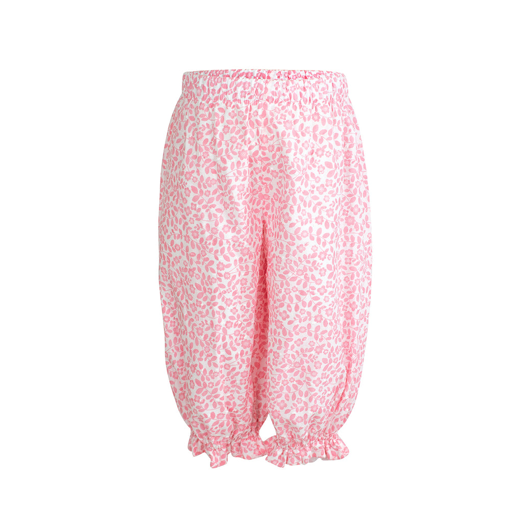 Kate Bloomer Pant in Pink Swiss Floral-AKF