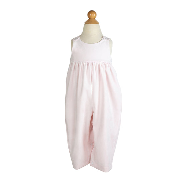 AK Overall in Light Pink Corduroy-AKF