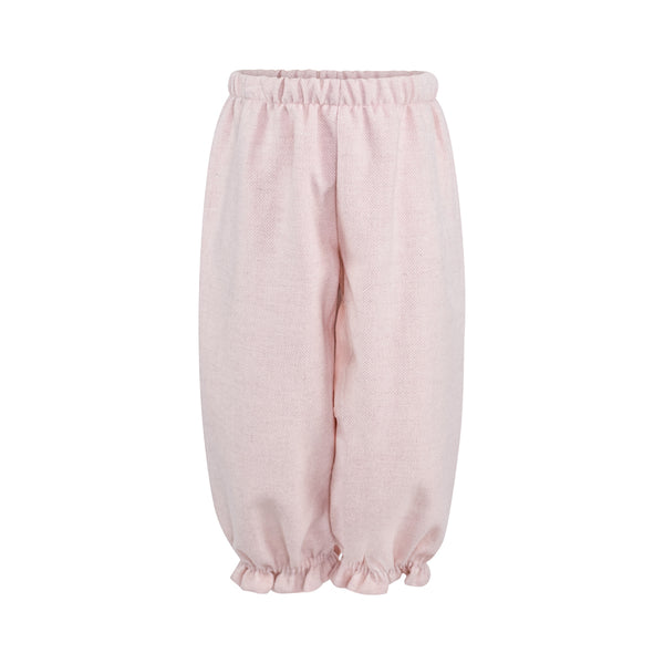 Kate Bloomer Pant -Pink Wool-AKF