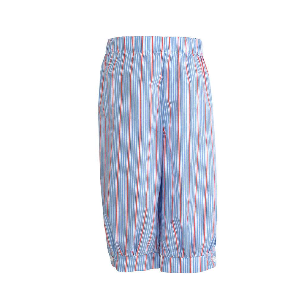 Sam Pant in Blue Red Stripe-AKF