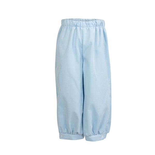 Sam Pant in Light Blue Non-Wrinkle Corduroy-AKF
