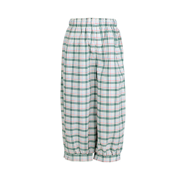 Sam Pant in Green, Blue and Red Check-AKF
