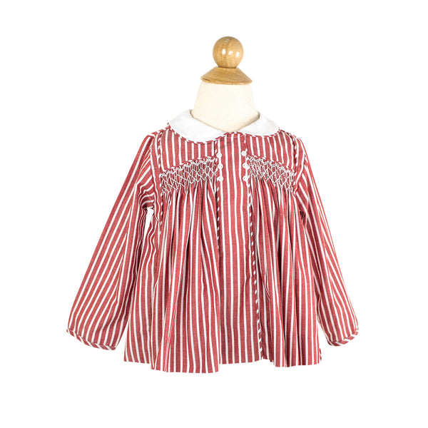 Boy Smocked Day Shirt