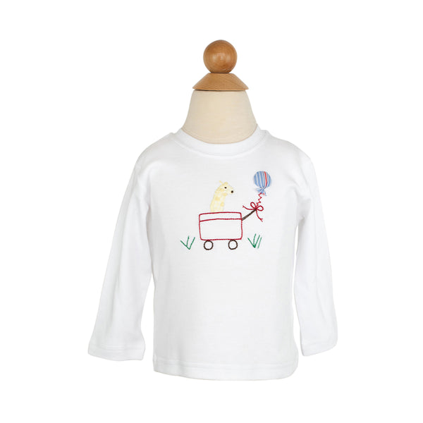 Wagon Applique Shirt- AKF