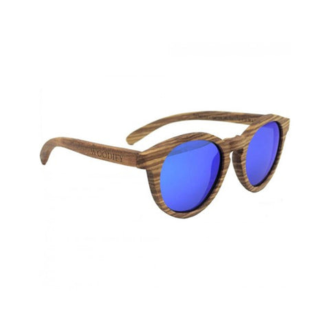 Sunglasses - Brown Sparrow - Blue