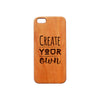 iPhone 6 Personalised Wooden Phone Case
