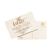 Made for Business - Wooden Invitation Cards