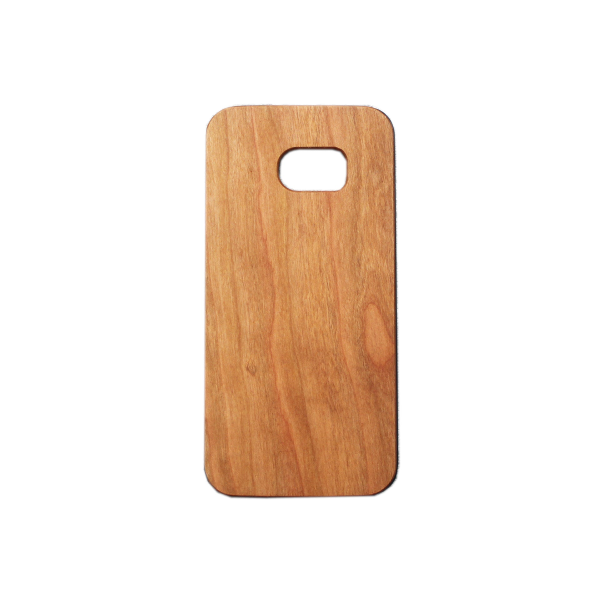 Samsung S7 Edge Personalised Wooden Phone Case