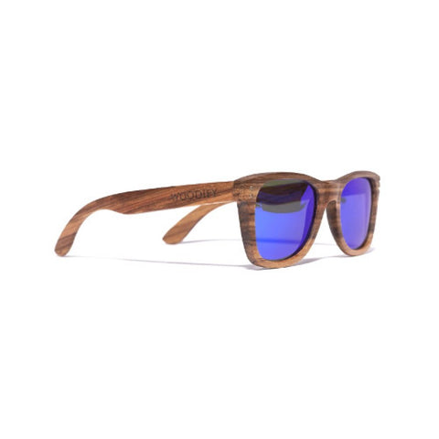 Sunglasses - Raven Blue