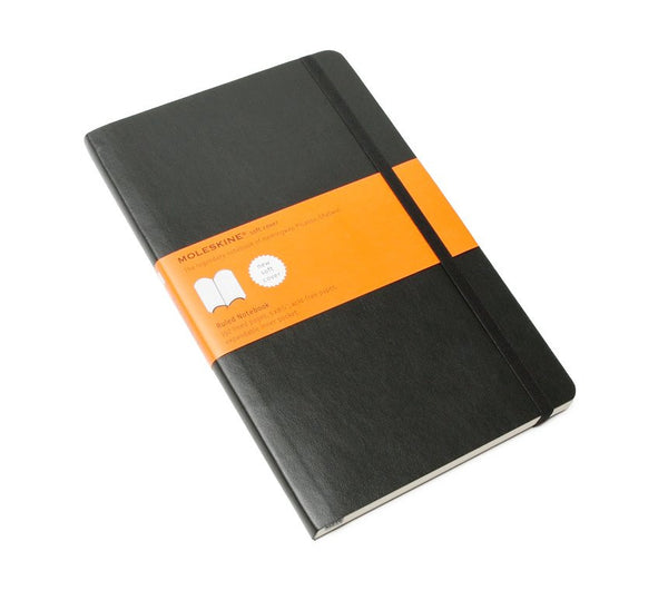 Moleskine Soft Cover Large 13 x 21cm