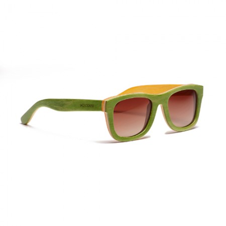 Sunglasses - Green Skate