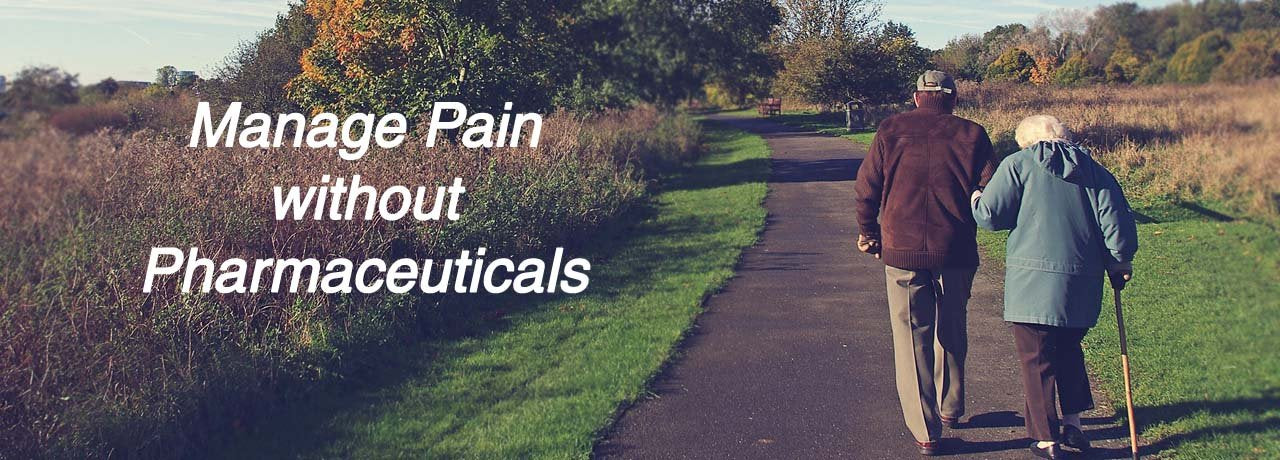 Manage Pain and Inflammation without Pharmaceuticals