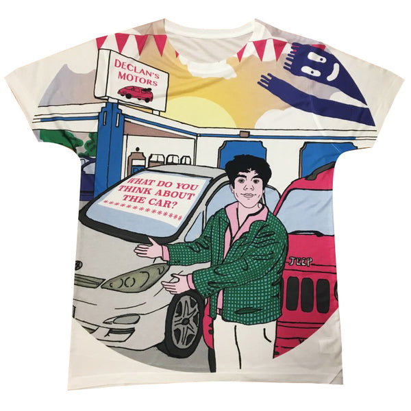 ALL OVER CAR TEE