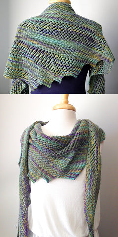 Brickless Shawl