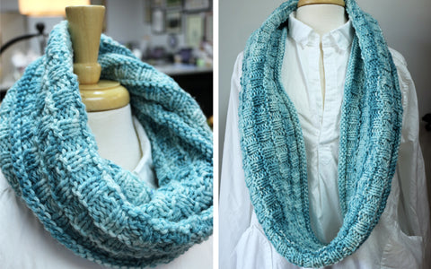 Ann Norling Easy Cowl