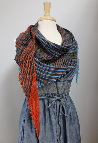 Laura Aylor Therapy Shawl