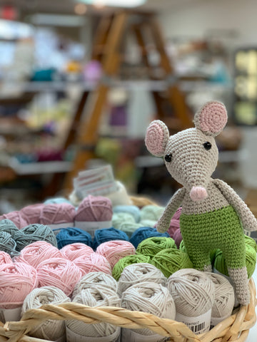 Crocheted Eyes for Amigurumi – One and Two Company Crochet Blog | 480x360