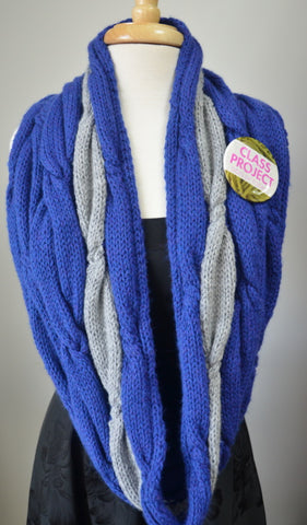 Staggered Cowl