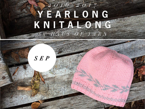 September Knitalong