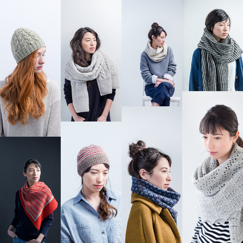 Brooklyn Tweed Trunk Show Woolens