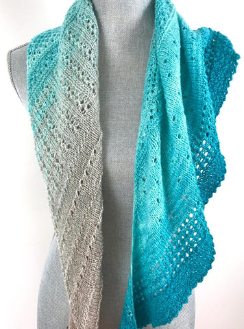 Casapinka Local Yarn Shawl