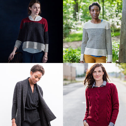 Brooklyn Tweed Trunk Show