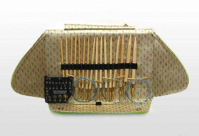 addi Natura Bamboo Click Interchangeable Needle Set