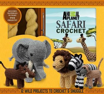 Animal Planet Safari Crochet Kit