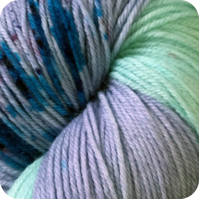 Junkyarn Smooth Sock