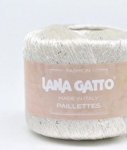 Lana Gatto Paillettes