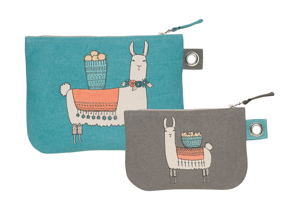Danica Small Zippered Pouch