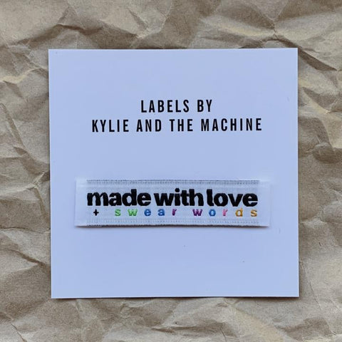 Kylie and the Machine Labels