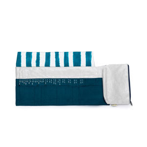 Della Q Interchangeable Needle Case w Zip Pouch