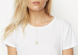 Peace Low Rider Necklace