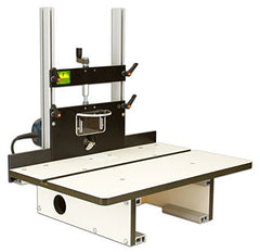 Woodhaven inc horizontal router table greentooth