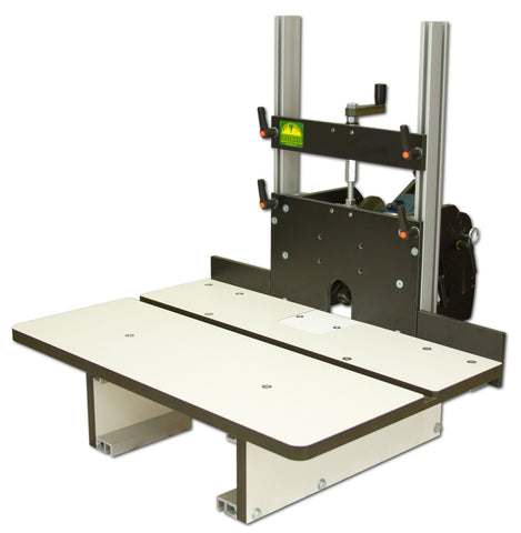 "Woodhaven 6002 Horizontal Router Table & 3.5"" Angle Ease"
