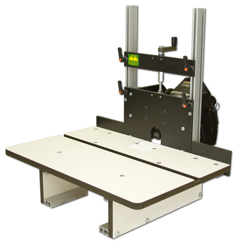 "Woodhaven 6004 Horizontal Router Table & 4.2"" Angle-Ease"