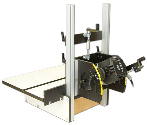 Woodhaven 6004 Horizontal Router Table Amp 4 2 Quot Angle Ease