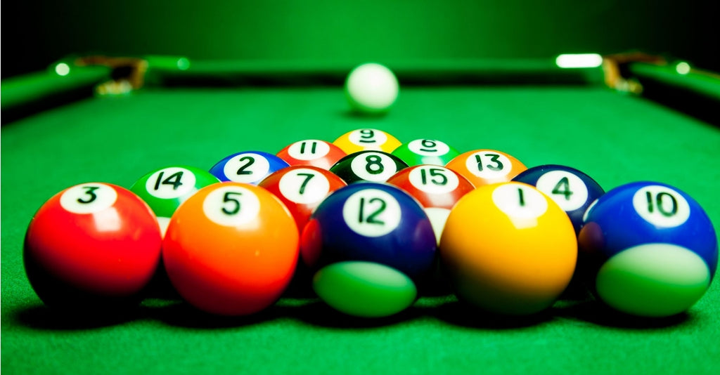How to Measure Your Pool Table