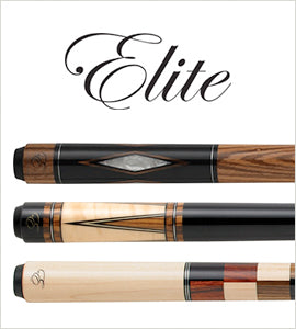 Elite Billiard Cues