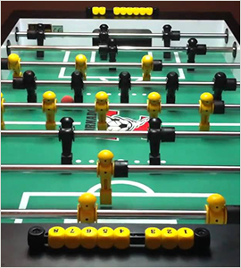 Fooseball Accessories