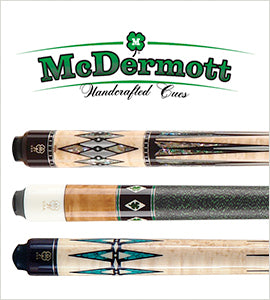 McDermott Billiard Cue