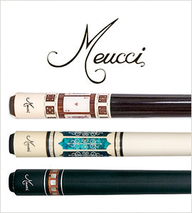 Meucci Billiard Cues