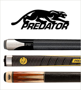 Predator Billiard Cues