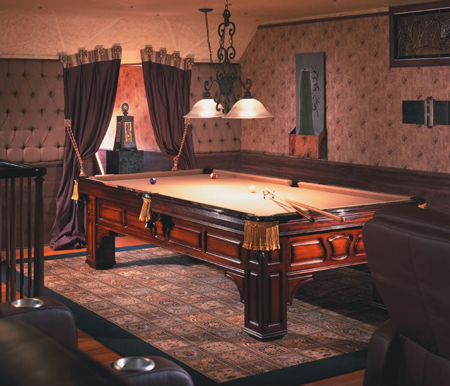 Moorestown Billiards Table