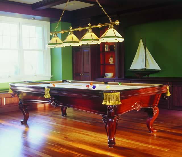 Oxford Billiards Table